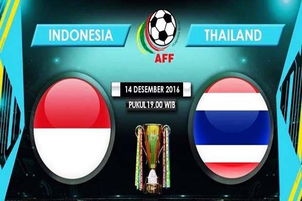 Ini dia , Prediksi Skor Indonesia vs Thailand, Leg I Final Piala AFF 2016!