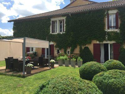 Chambres d'hôtes à vendre à Chapdeuil en Dordogne