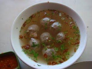Resep Kuah Bakso Sapi http://www.resepmakanan-id.com/2014/01/resep-kuah-bakso-daging-sapi.html Resep Masakan Indonesia