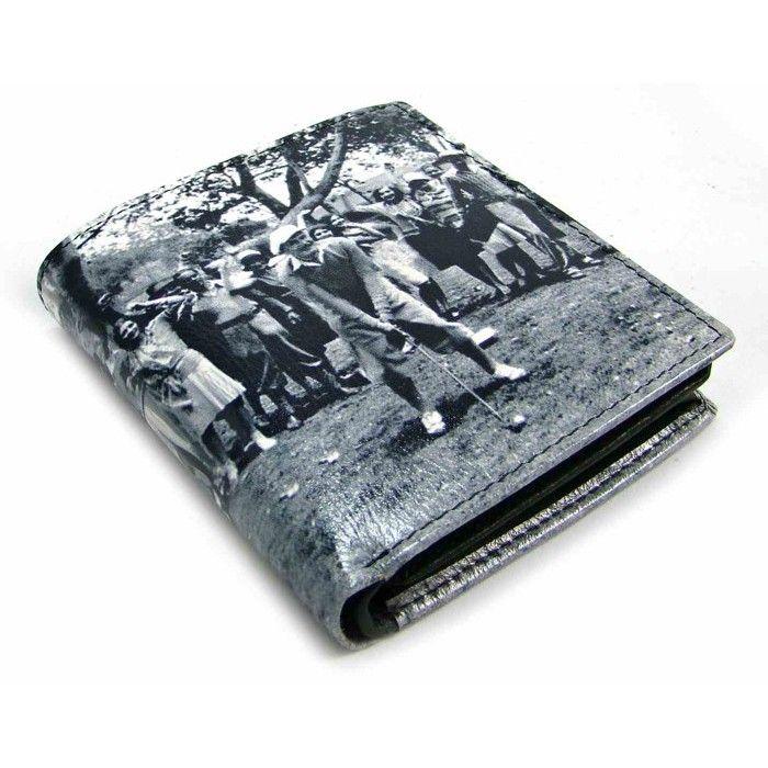 Malá peněženka kožená retro - peněženky AHAL