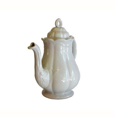 Antigo Bule Inglês em Porcelana da Thomas Hughes