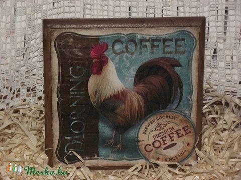 Meska - Morning coffee Kezmuvesajandekok kézművestől