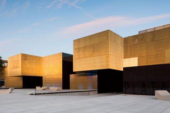 Plataforma das Artes e da Criatividade, Guimarães, Portugal #architecture #portugal
