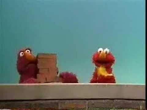 Sesame Street - Heavy And Light