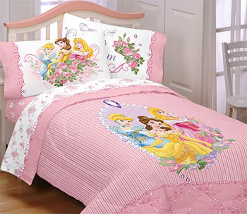 Princess Bedding Sets Twin Orzpxez - Bed & Bath