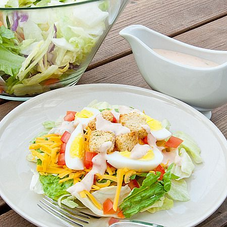 recipe: what salad goes with thousand island dressing [20]