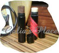 Galia's Place: Lush Inspired - Homemade Whipstick Lip Balm