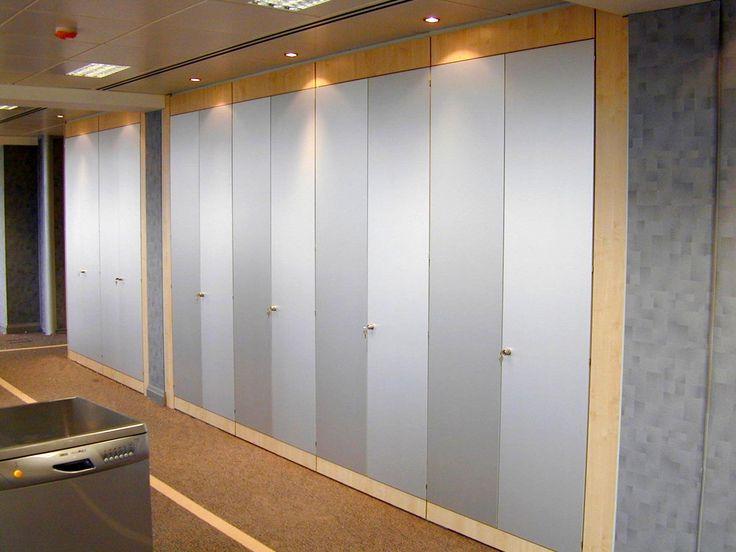 Frem wall storage.