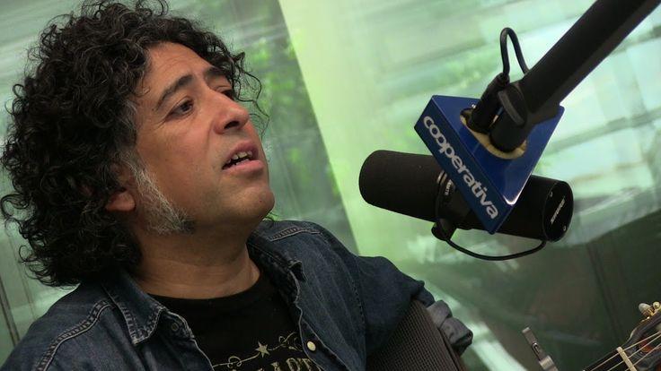 """Manuel García y disco """"Harmony Lane"""": Para mí es cómodo no encasillarme ..."""