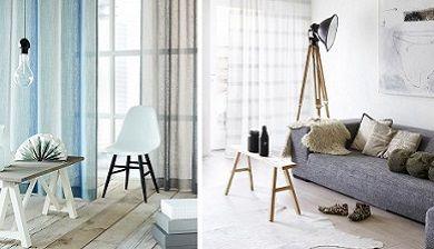 Wit licht - trends in raamdecoratie - FemNa40