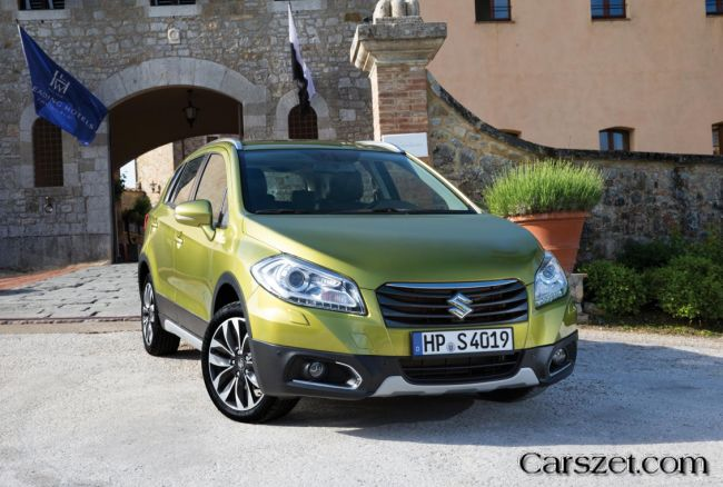 2018-2019 Suzuki has named the price of the updated SX4 in Russia