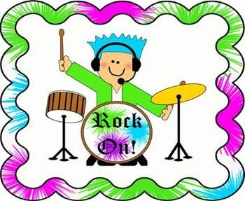 Rockin' Kiddos Graphics - Commercial use