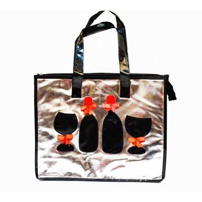 Buy Lill Pumpkins Multipurpose Champagne Tote Bag by L'ill Pumpkins, on Paytm, Price: Rs.899?utm_medium=pintrest