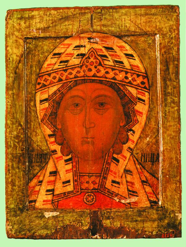 XVI в.  Параскева Пятница