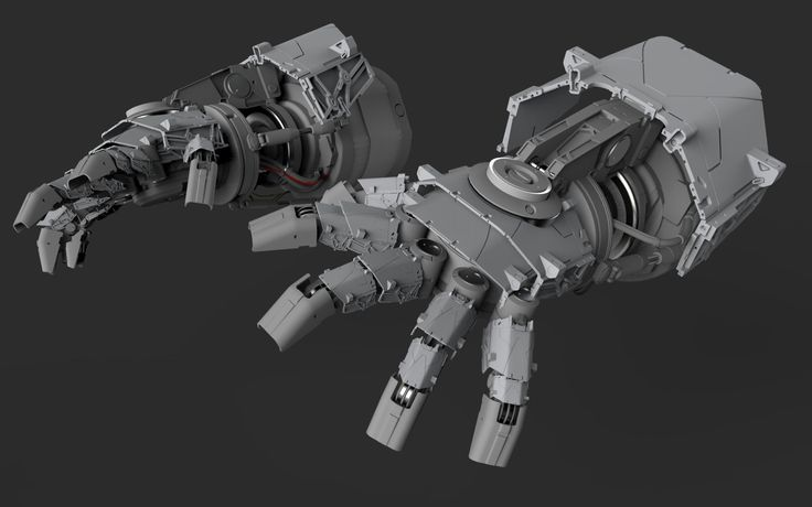 ArtStation - Kitbash 001, Michael Carter Jr.