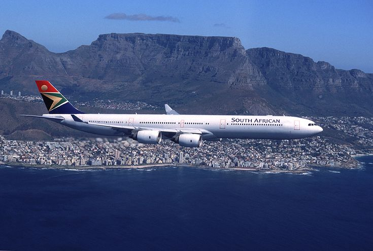 Can't beat the take-off and landing views with us - especially in Cape Town!