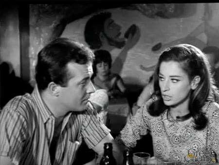 ο ΔΗΜΗΤΡΗΣ ΠΑΠΑΜΙΧΑΗΛ και η ΜΑΡΙΑΝΝΑ ΚΟΥΡΑΚΟΥ στην κωμωδια του 1966- Ο ΕΞΥΠΝΑΚΙΑΣ
