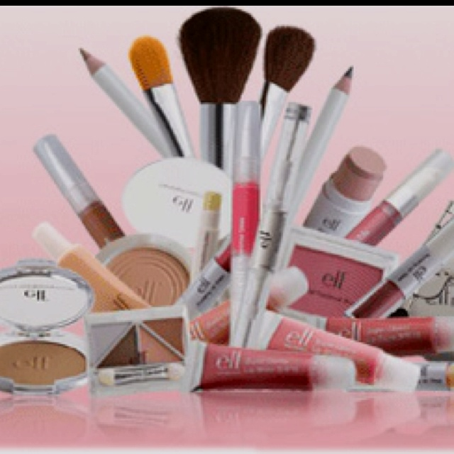 Elf cosmetics...If you've never ordered from them you should check them out.  Everything in the bulk of their line is $1 per item.  Their studio line $30 and their mineral line $5 and less.  Love this web site and have for years...This make ups used to be in Nordstrom's priced much higher...with very expensive packaging