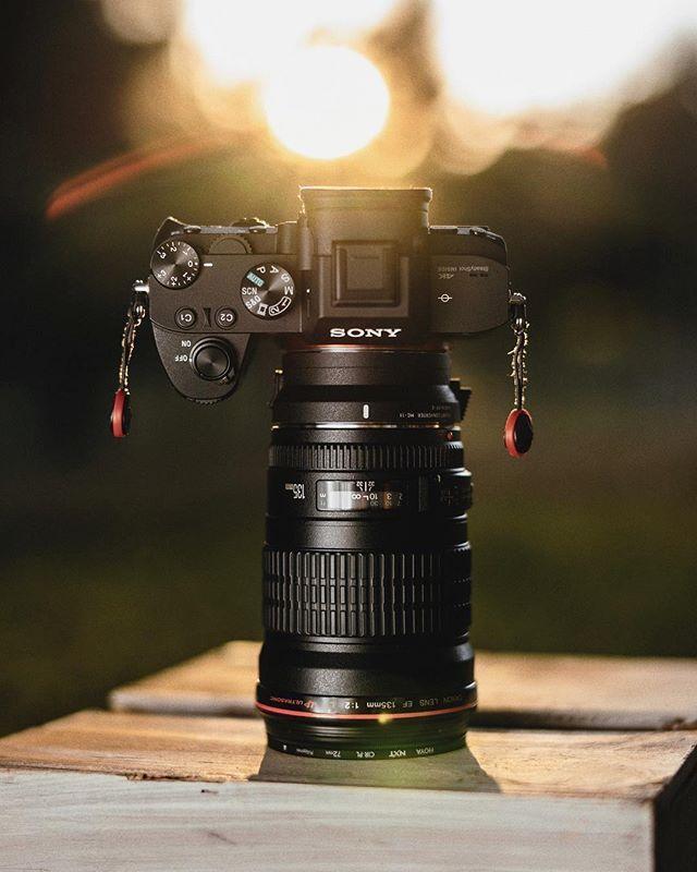 Loving This Canon 135mm On The Sony A7iii Photographylife Photo By Jvillaphoto Camera Photography Sony Camera Camera
