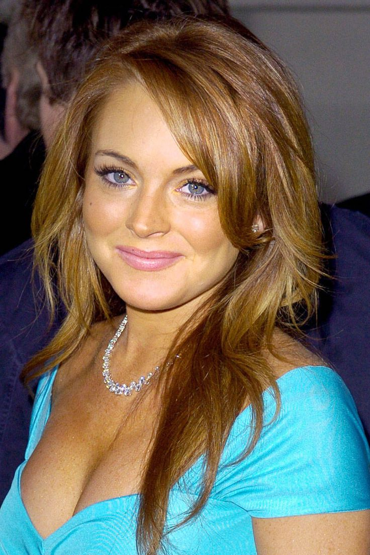 Between Parent Trap and Mean Girls, Lindsay stole our hearts with her red mane.   - ELLE.com