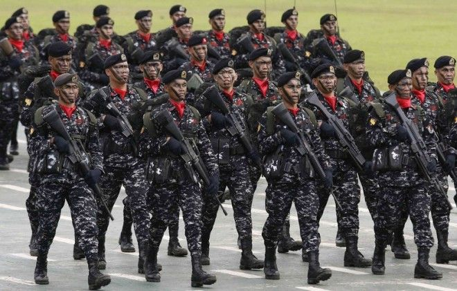 The Philippine Army Scout Rangers