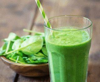 Il Nutrizionista Casalingo: Frullato di spinaci, mirtilli e spirulina