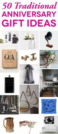 15Th Wedding Anniversary Gift Ideas
