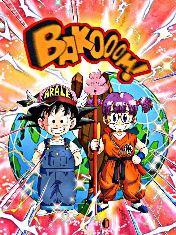 Power Of Purity Son Goku Youth Arale Norimaki Dokfan Battle Wiki Fandom Son Goku Goku Anime
