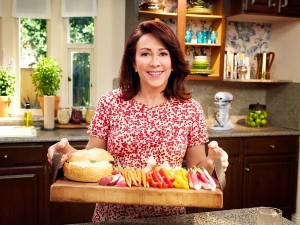 You're Invited to Patricia's Parties : Come on in and pull up a chair. On her brand-new series, Patricia Heaton Parties, the host is opening up her kitchen to friends and family — and fans at home — for easy, enjoyable gatherings that are a cinch to pull off.