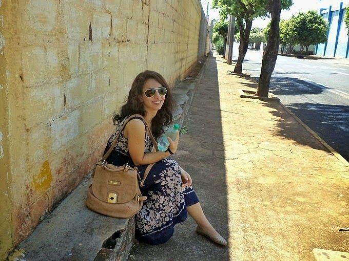 Laiali Safa: Look do dia: Aria Montgomery