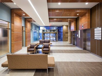 Princeton Medical Arts Pavillion at University Medical Center Healthcare Design, NY