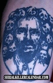 17 best images about murder ink on pinterest eyes for Charles manson tattoos