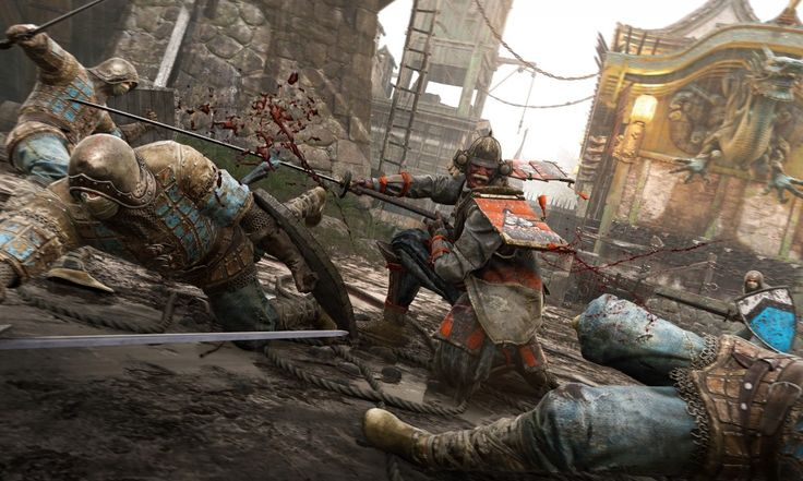 Interview: Jason VandenBerghe Provides New Details on For Honor's Single Player…