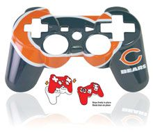 PS3 Controller Faceplate CHI Bears