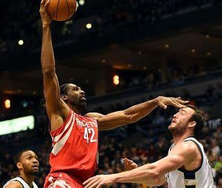 Blog Esportivo do Suíço:  Harden e Nenê têm boa atuação, mas Bucks desbancam os Rockets em casa