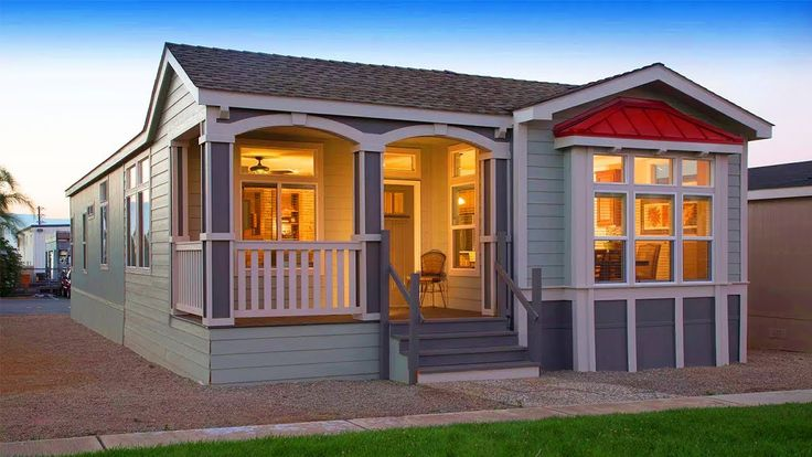Incredibly Beautiful Kingsbrook 65 Manufactured Home From
