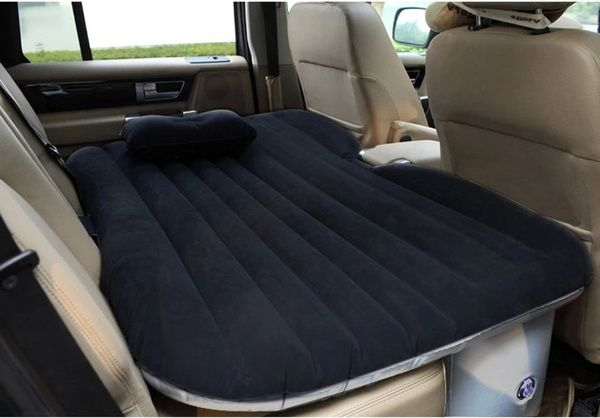 Car Mattress Outdoor Travel Car Suv Mpv Back Seat Sleep Rest
