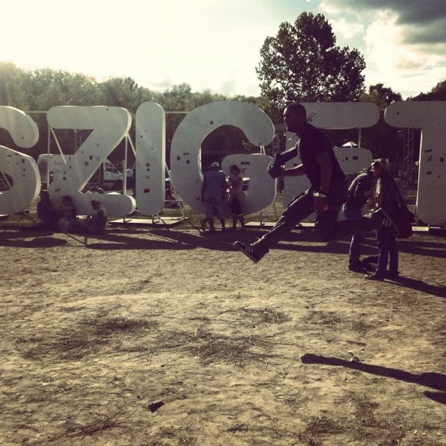 Good memories. Sziget festival - Budapest, Hungary