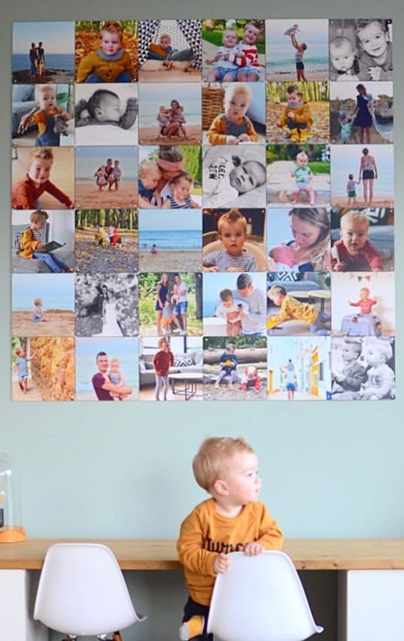 Online Collage Maker Make A Photo Collage Ixxi Frames On Wall Wall Collage Hallway Wall Art