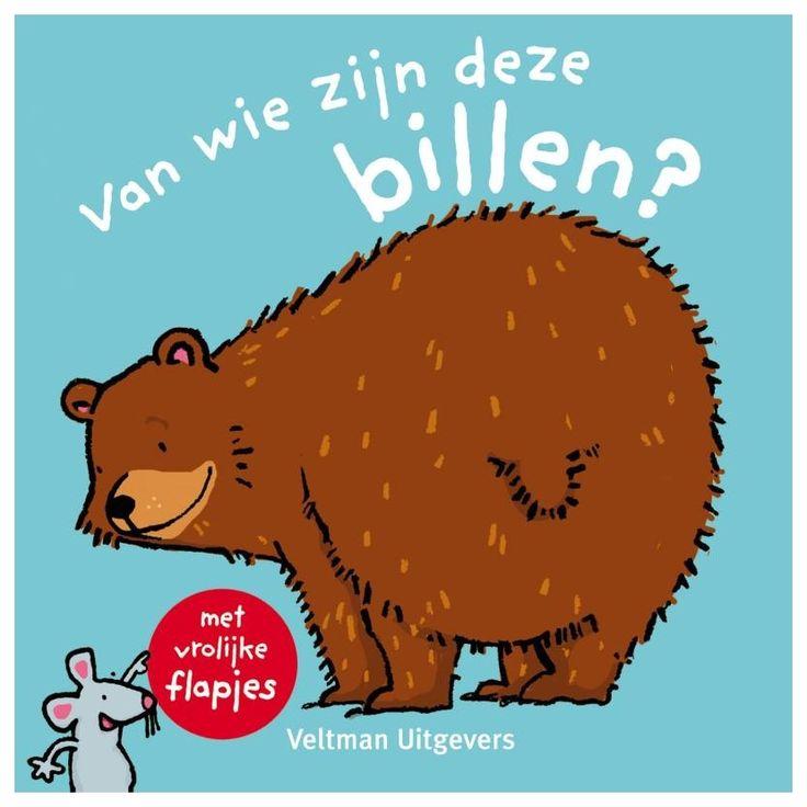 Van wie zijn deze billen? online kopen   Lobbes.nl