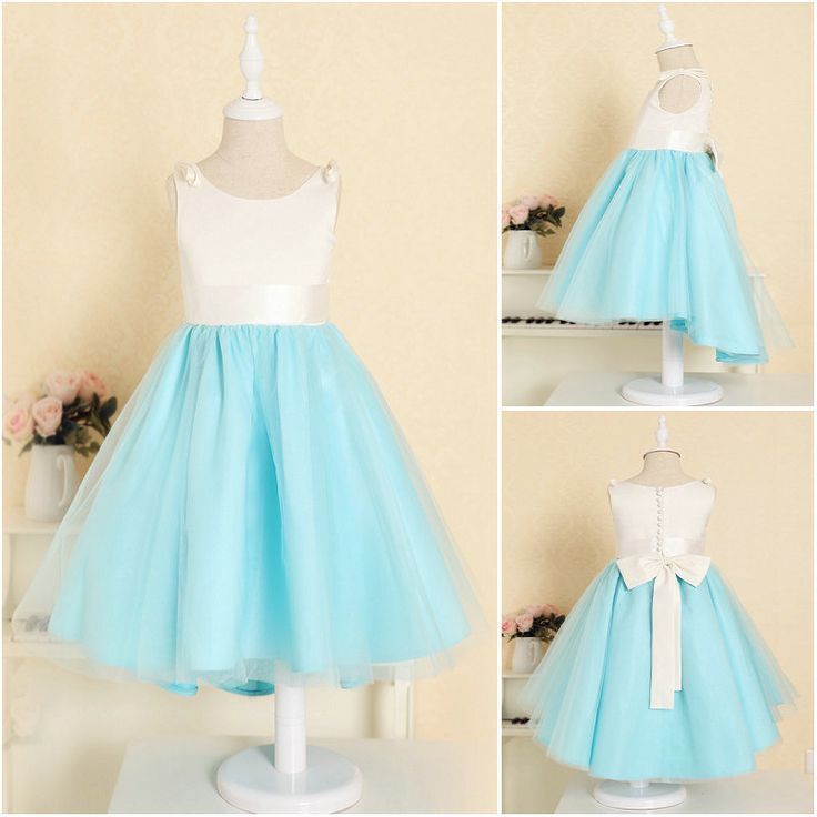 1000  images about Kid dresses for weddings on Pinterest  Girls ...