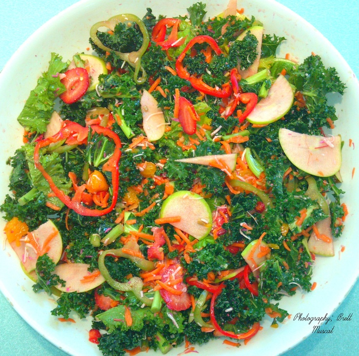 Green kale, Carrot greens and Mustard greens on Pinterest