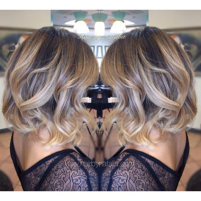 1000+ ideas about Balayage On Short Hair on Pinterest