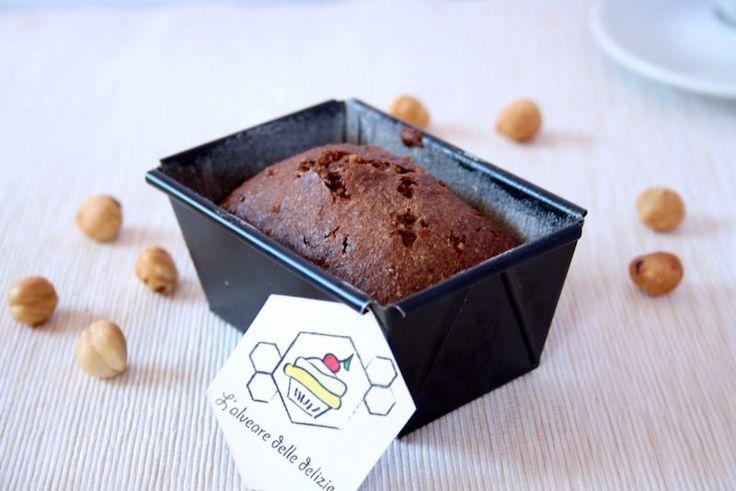 La golosa ricette dai plumcake al caffè con cacao e nocciole ...per una colazione 100% vegan friendly!  #ricetta #recipe #nocciole #cacao #veg
