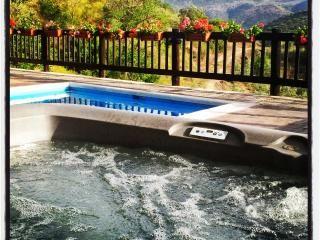 El Tajil, piscina, rio, Alh..., Montefrio