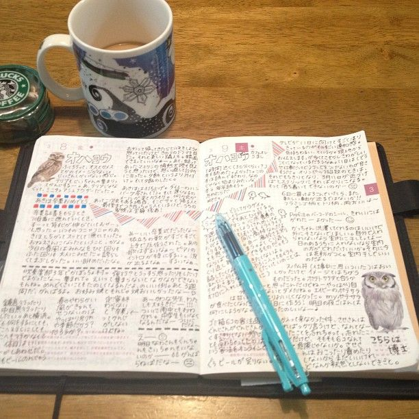 Writing In A Diary ~ I love this one of my favorite things to do
