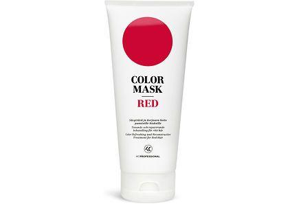 ¨17.50e Väri RED KC Professional Color Mask sävyttävä tehohoito 200 ml