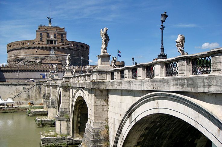 Castel Saint'Angelo in Rome