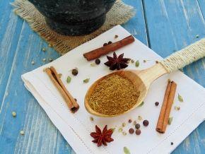 Гарам масала, рецепт с фото