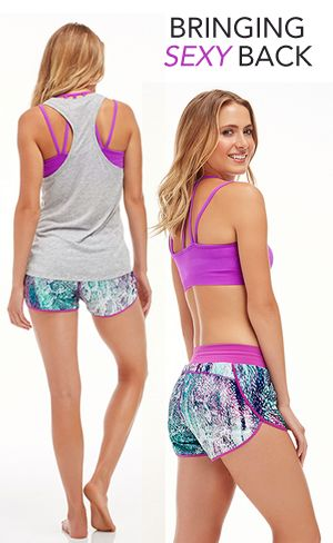 Cute workout clothes for women | SHOP @ FitnessApparelExpress.com